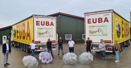 """Das """"Ucker-Ei"""" geht auf Tour (Bild / Quelle: ICU Investor Center Uckermark GmbH)"""