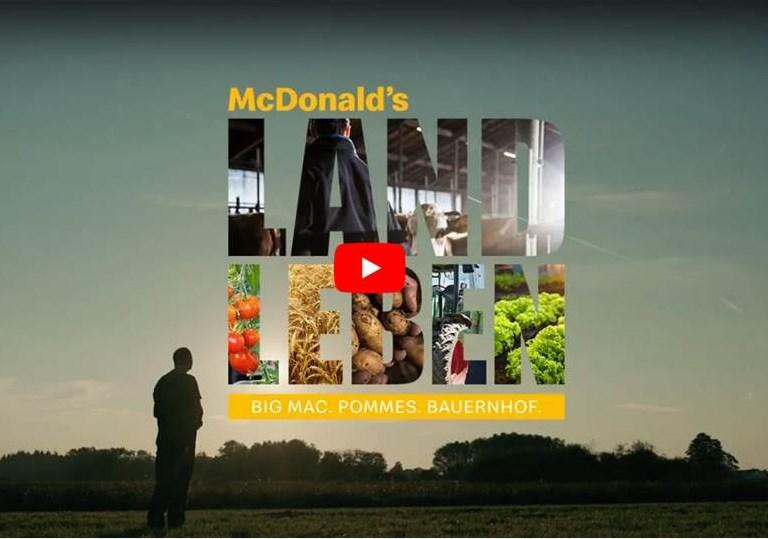 Screenshot: Video 'McDonald's Landleben' https://youtu.be/cp8U2zomp1w | 22.09.2020