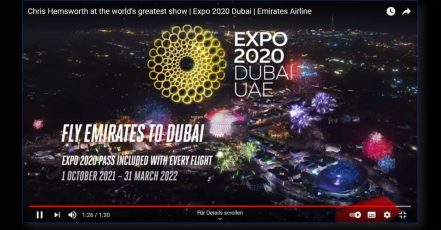 Szene aus dem Kampagnenvideo_Emirates-Dubai-Expo-2020