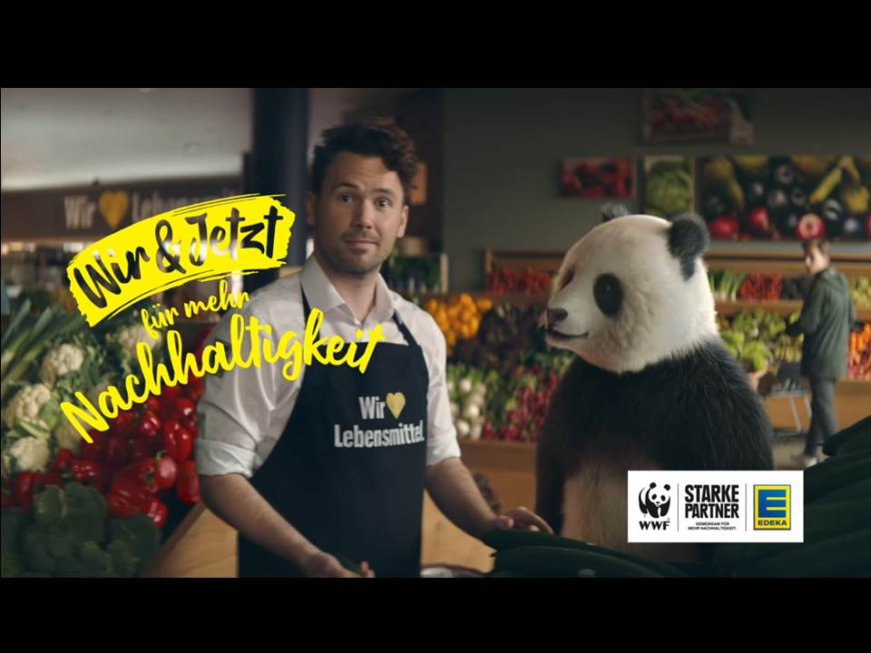 "Bild: Screenshot EDEKA Kampagnen-Microsite ""Wir&Jetzt"" – Kooperation mit dem WWF"