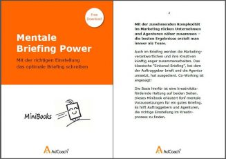 eBook: Mentale Briefing Power (AdCoach)