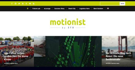Screenshot: https://motionist.com/ 09.08.2019