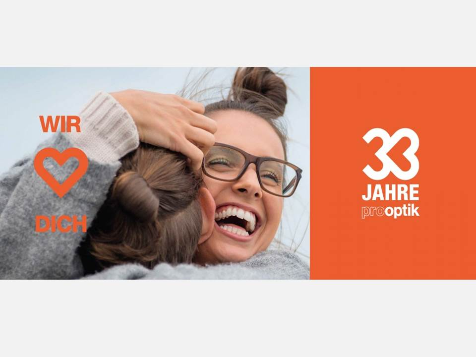 Bild: Key Visual der pro optik Citylight Kampagne 2020
