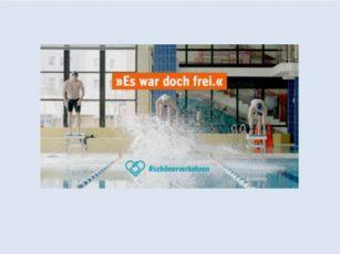Bild: Visual der #SchönerVerkehren Kampagne von Changing Cities e.V.