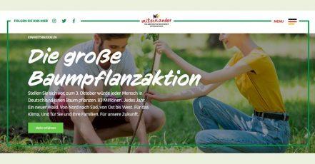 Bild: Screenshot https://tag-der-deutschen-einheit.de/einheitsbuddeln/ 07.09.2020